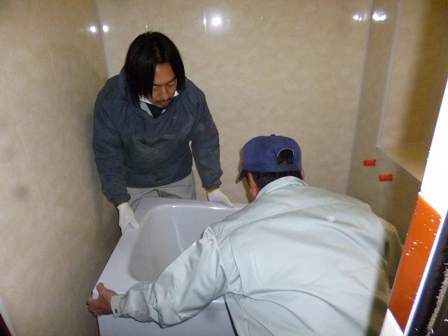 越谷市登戸町 K様邸  浴室改修工事